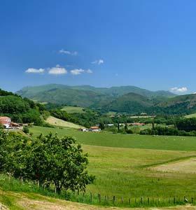 Visite et rando au Pays Basque