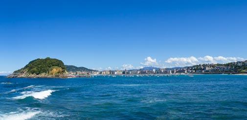 Les plages surveillées de la Côte Basque